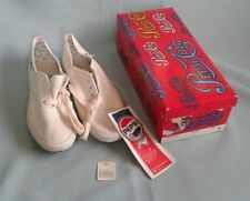 Vtg 80's Pepsi Cola Deck Shoes sz 8 ! Canvas Sneakers W/ Original Box & Tags.