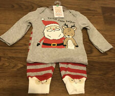 Just One You By Carter's Santa's Little Helper 2-Piece Outfit (3 Months) NEW