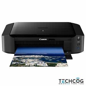 Canon PIXMA IP8760 A3+ Wireless Inkjet Printer 6x Ink Photo CDDVD Print AirPrint