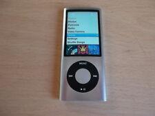 Apple Ipod Nano SILVER 5th generazione 8GB (LIEVE DIFETTO)