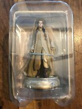 Eaglemoss The Hobbit Collection Figure ELROND (Cloak) Rare Lord Of The Rings