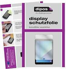 2x Samsung Galaxy Tab S3 Pellicola Protettiva Protezione Schermo Cristallo dipos