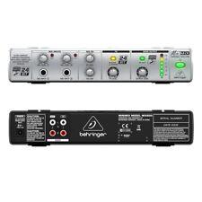 BEHRINGER MINIMIX MIX800 processore voice canceller con effetti x karaoke live