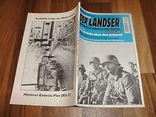 LANDSER   GROSSBAND 1104  -- DIE BRÜCKE ÜBER DEN ATLANTIK / Deutsche  Kommandos