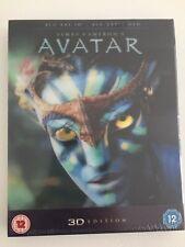 Avatar with Limited Edition Lenticular Artwork (Blu-ray 3D + Blu-ray + DVD)