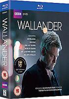 Wallander Complete Collection 1-2 Blu Ray All Seasons 1 2 Original UK Rel R2 NEW