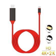 Tipo C USB al cavo HDMI HDTV Adattatore esterno di visualizzazione per LG G5 e LG G6