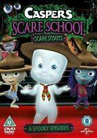 Casper's Scare School: Scare Scouts DVD (2014) New Factory Sealed