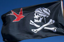 Pirate Party Jack Sparrow Decoration Black Pearl Pirates Real Flag
