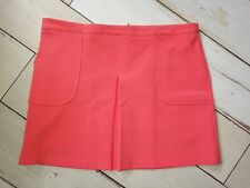 TU CORAL PEACH / CORAL SKIRT PLUS SIZE 20 WOMEN'S CASUAL LADIES HOLIDAY PARTY
