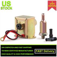 2.5-4PSI 12V Standard Facet Universal Electric Fuel Pump Metal for Petrol Diesel