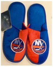 New York Islanders NHL Logo Slippers