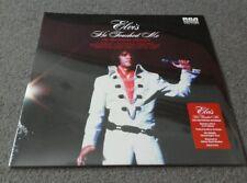 Elvis Presley - HE TOUCHED ME FTD 312 2 LP   VINYL NEW & SEALED - DELETED