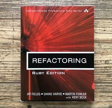 REFACTORING: Ruby Edition, PB (2010)