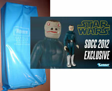 12 Inch Blue Snaggletooth on Card (Gentle Giant) (Kenner 2012) (Factory Sealed)
