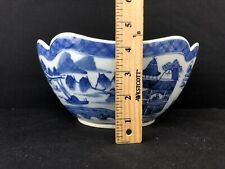 Gorgeous Chinese blue and white porcelain Bowl