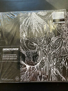 DRONEFLOWER Marissa Nadler & Stephen Brodsky LTD Edition Coloured VINYL LP