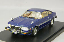 1/43 Hi-Story Mazda Cosmo coupe Limited 1979 Avi monkey Blue Metallic HS141BL