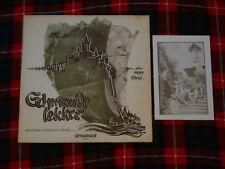 Un schmandelekker Arges gioco LP Incl. Booklet Libretto