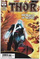 Thor #6 NM Marvel Comics 2020 Black Winter Donny Cates & Nic Klein