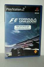 FORMULA ONE 2002 GIOCO USATO PS2 VERSIONE INGLESE VBC 48057