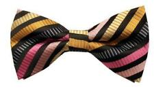 Polyester Striped Ties for Men