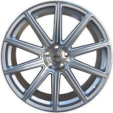 Set of 4 GWG Wheels 20 inch Silver MOD Rims 5x114.3 ET35 CB74.1