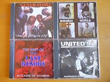 lot 4 CD OI punk last resort,united 97,suburban rebels,the generatorz bon état