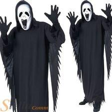 Hommes Howling Fantôme Halloween Déguisement Costume Adulte Horreur & Masque