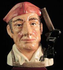"""Royal Doulton Character Jug """"Blacksmith """" D6571"""