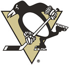 """Pittsburgh Penguins NHL Die Cut Logo Sticker Decal 3"""" Official Licensed Product"""