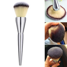 1x Cosmetic Brushe Kabuki Contour Face Blush Brush Powder Foundation Makeup Tool