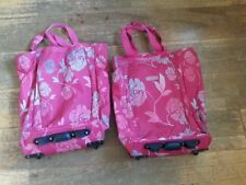 Women's 40-60L Travel Bags & Hand Upright (2) Wheels Luggage