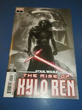 Star Wars Rise of Kylo Ren #1 3rd Print Variant VF+ Beauty