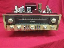 McIntosh MX110 Tube FM Stereo Tuner / Preamplifier