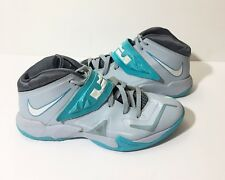 Nike 13 Lebron Zoom Soldier Sneaker 7 VII 2013 Light Armory Blue 599264-402 $130