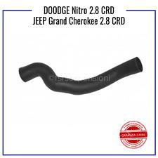 DODGE Nitro 2.8 CRD MANICOTTO INTERCOOLER TUBO TURBO ARIA 201107 79969 8919