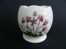 """Portmeirion Botanic Garden Vase 3.25"""" Tall x 3.25"""" Across Rim."""