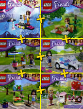 LEGO Friends - Lot / Pack 6 Sets Collector - RARE - Edition Limitée - NEW / NEUF
