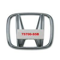 For 2006-2011 CIVIC Front Grill H Emblem Logo Sedan Badge 75700-S5B