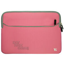 """15.6"""" 17"""" New Laptop Notebook Sleeve Pouch Case Carry Bag For Apple Macbook Pro"""