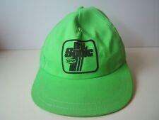 Vintage CO-OP Sonic Hat Bright Green K Brand Snapback Baseball Cap