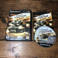 Fast & The Furious  (Sony Playstation 2) -Complete