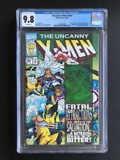UNCANNY X-MEN #304 CGC 9.8 MT/NM WP FATAL ATTRACTIONS *NEWSSTAND VARIANT* MARVEL