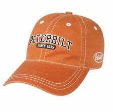 "Peterbilt Trucks Motors ""Since 1939"" Unstructured Burnt Orange Cap/Hat"
