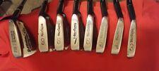 VINTAGE golf,  MacGregor Jack Nicklaus Grand National Irons 3-9, Golden Bear PW