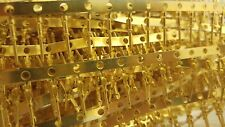 100 VERY OLD (1994) HIGH QUALITY PINS,FOR GOLD RECOVERY SCRAP/ANY USE