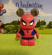 "Disney Vinylmation 3"" Park Set 2 Marvel Spiderman"