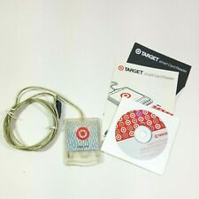 Target Smart Card Reader Gcr432 with Cd and Original Box