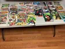 HUGE LOT of 54 MARVEL Various SPIDER-MAN Comics